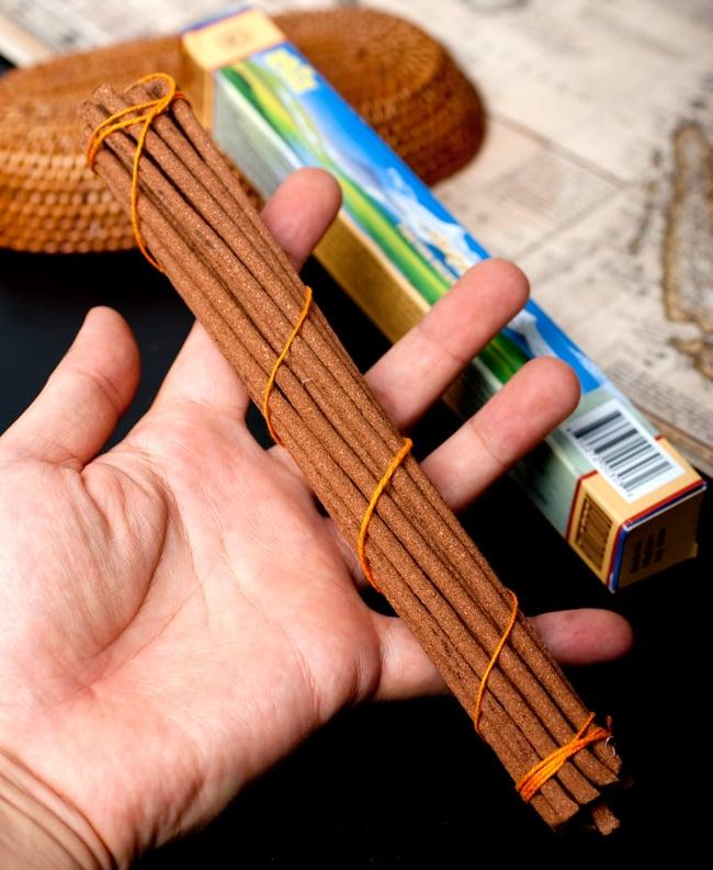 Sorig チベタンインセンス【メン・ツィー・カンのお香】の写真6 - ずっしり沢山はいっています