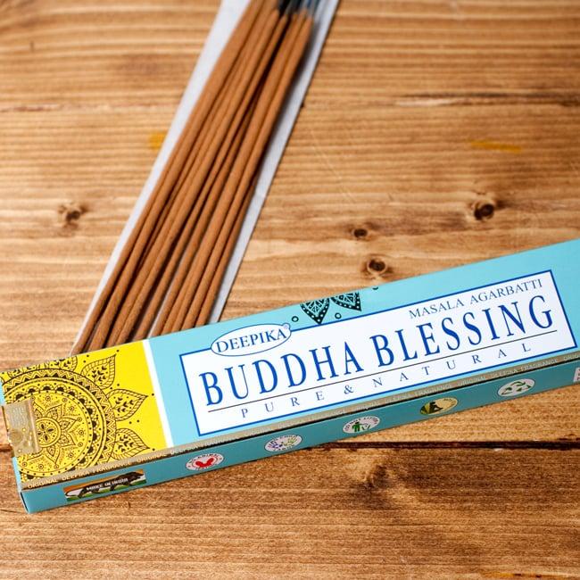 Deepika ブッダの祝福香 Bbudda Blessingの写真2 - パッケージの拡大写真です