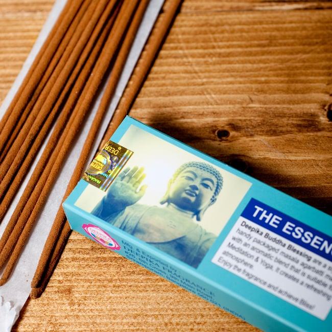 Deepika ブッダの祝福香 Bbudda Blessingの写真4 - お香のイメージ写真です