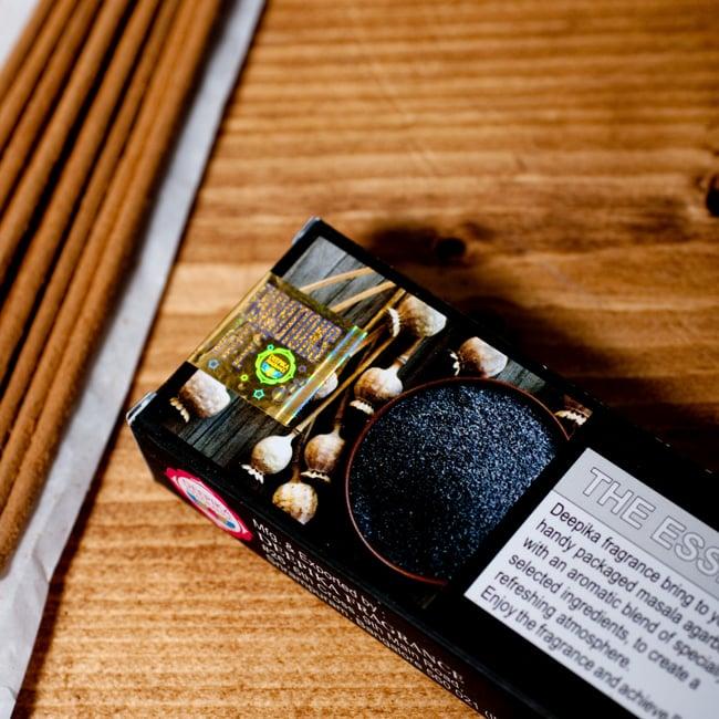 Deepika ブラックオピウム香 Black Opiumの写真4 - お香のイメージ写真です