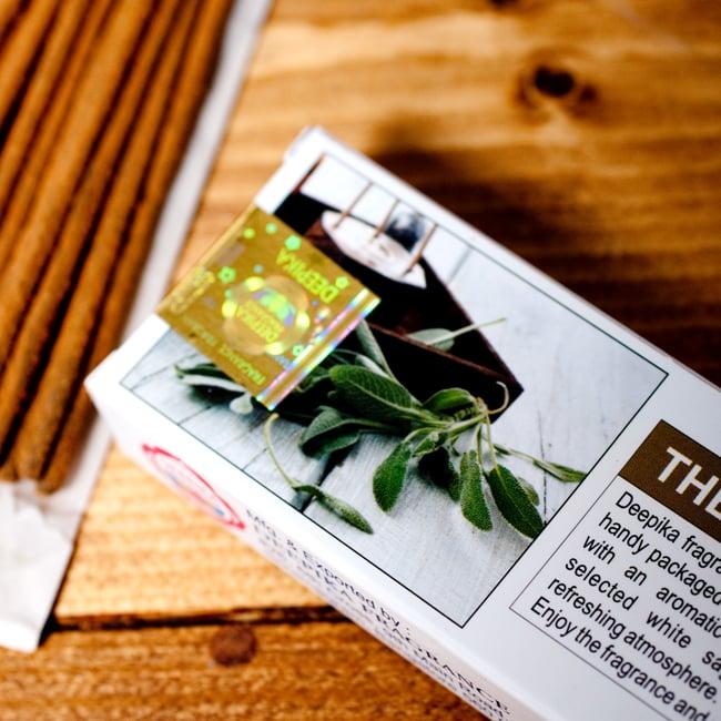 Deepika ホワイトセージ香 White Sageの写真4 - お香のイメージ写真です