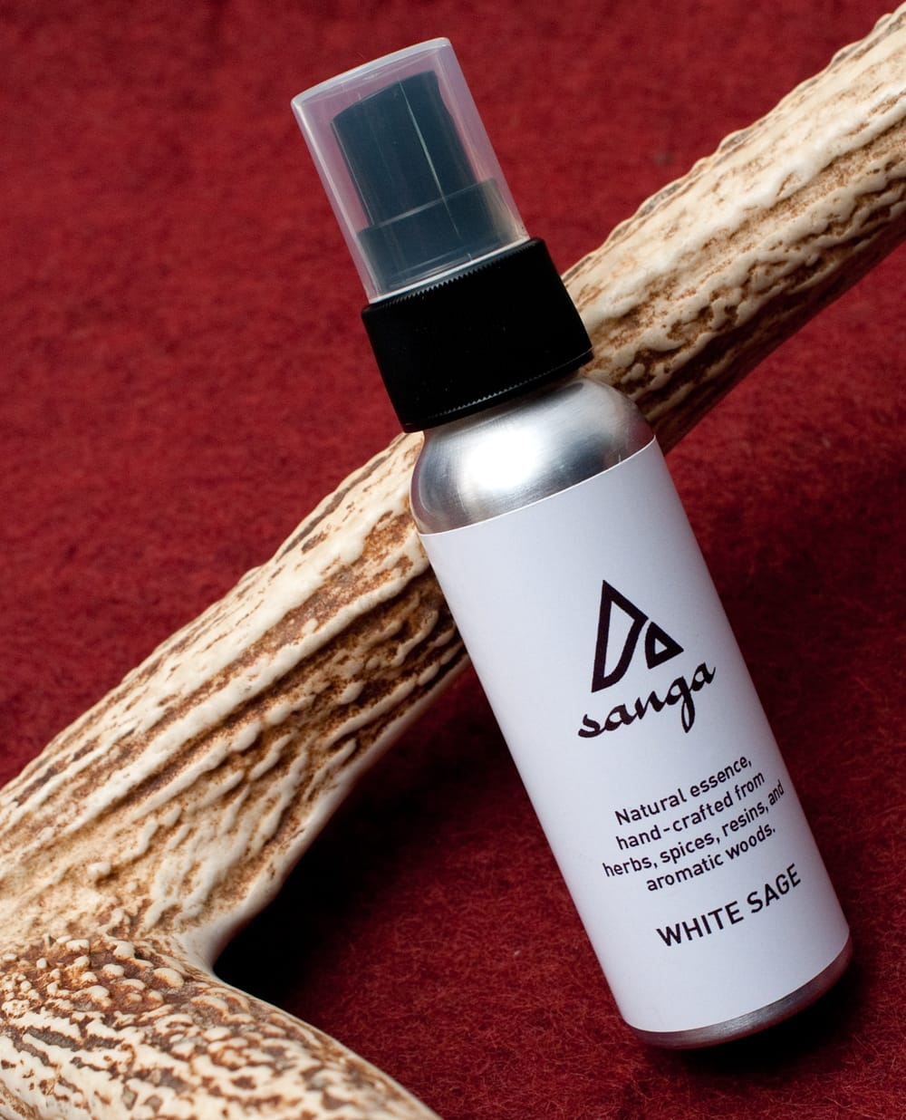 WHITE SAGE - sanga お香スプレーの写真