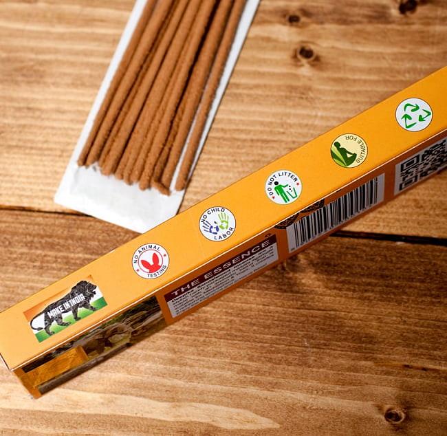 Deepikaのお香 お得な12種フルセット 5 - 裏面にはお香のイメージ写真があります