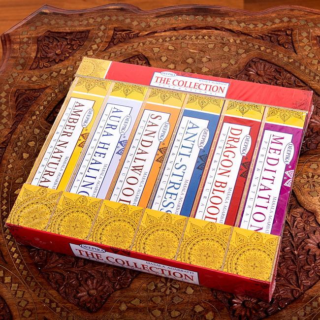 Deepikaのお香 お得な12種フルセットの写真