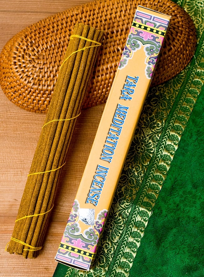 Tara Meditation Incense -ターラー菩薩瞑想香 1