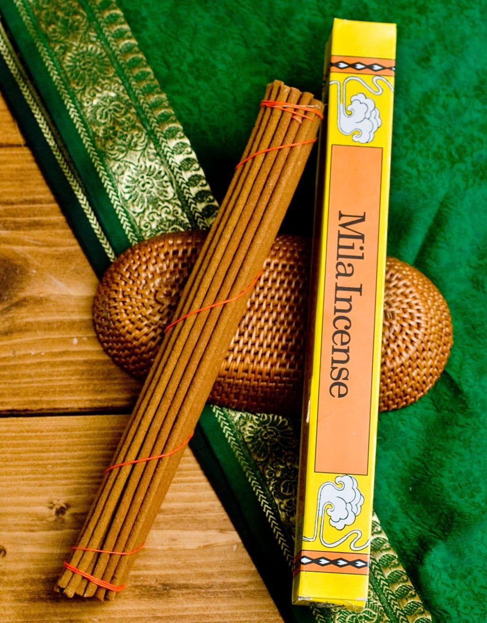 Mila Incense -聖地ミーラ香の写真