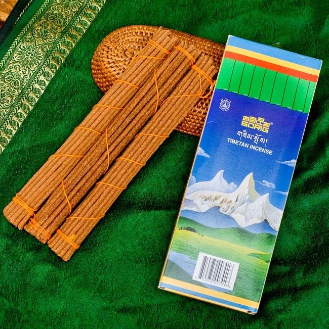 【約60本入り】Sorig チベタンインセンス【メン・ツィー・カンのお香】の写真