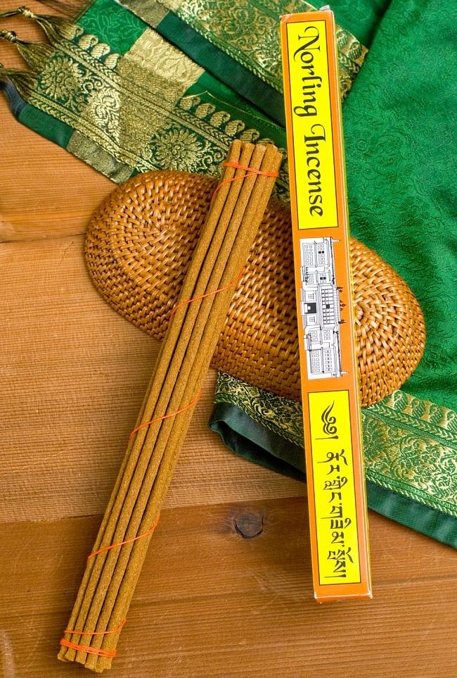 Norling Incense -ノーリングチベタン香の写真
