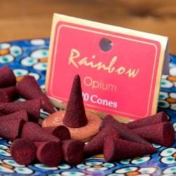 阿片[OPIUM]の香り-オウロシカコーン香(IND-INS-677)