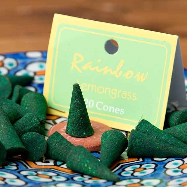 レモングラス[Lemongrass]の香り-オウロシカコーン香の写真