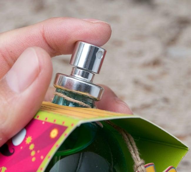 インドなデザインのルームスプレー - The Great Indian Caravan - Desi Swag 5 - しゅっと一吹きでお部屋の香りを変えられます