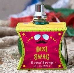 インドなデザインのルームスプレー - The Great Indian Caravan - Desi Swag
