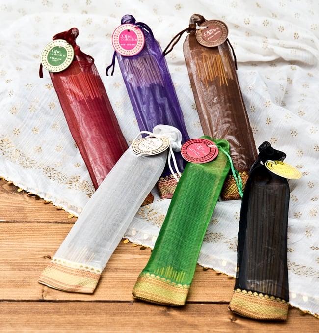 スティック香&お香立てセット[Allure Collection] - ホワイトムスク 7 - 他にもバリエーションがございます!ぜひご覧くださいませ。