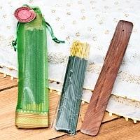 スティック香&お香立てセット[Allure Collection] - リリーオブザバレー