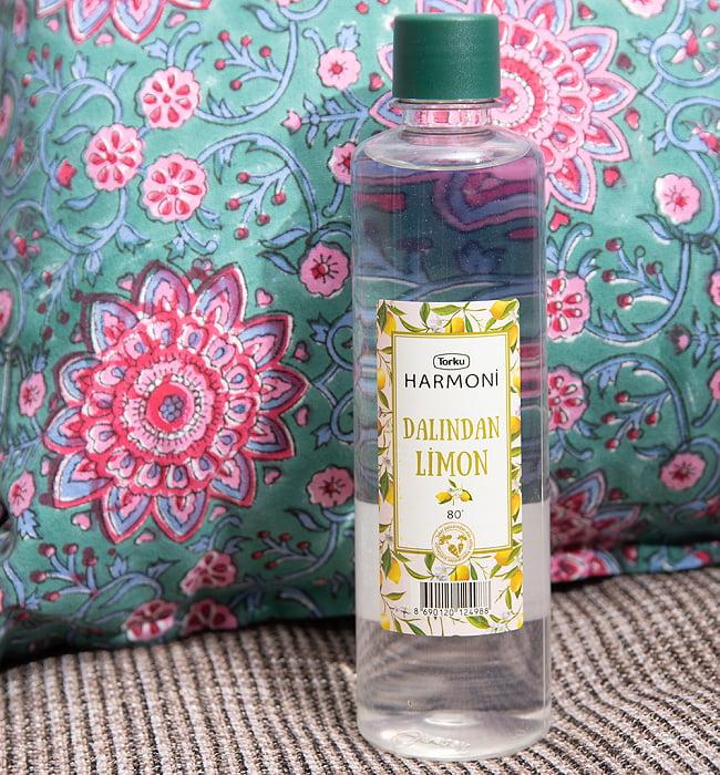 レモンの香りの消毒用アルコール - コロンヤ - DALINDAN LIMON - 400mlの写真