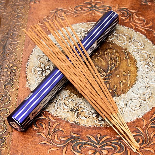 【Karnataka Fragrance】ブルームスク香 Blue Musk 5 - お香の写真です