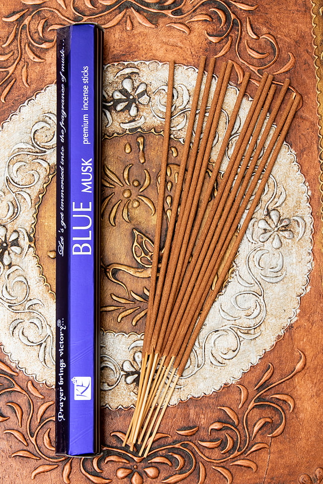 【Karnataka Fragrance】ブルームスク香 Blue Muskの写真