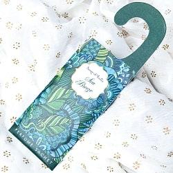 【自由に選べる6個セット】Song of India - サシェ(香り袋)