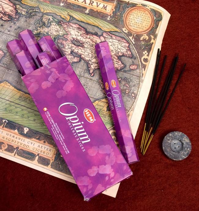 【6箱まとめ買い】Opium【HEM社製】の写真