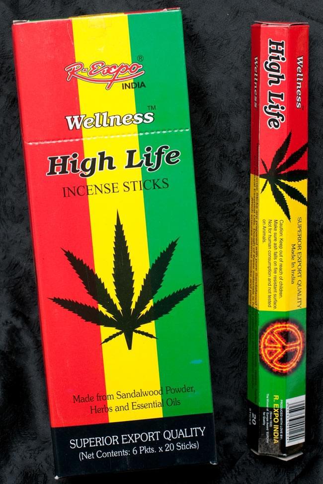 【6箱セット】ハイ・ライフ香 Wellness High Lifeの写真