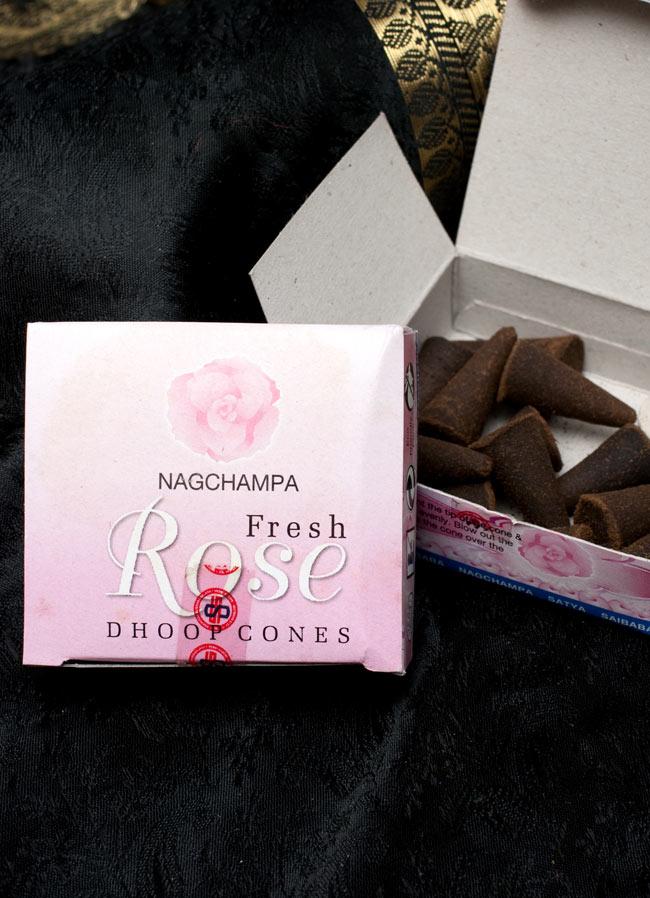 【12箱セット】Satya フレッシュローズ[コーン香BOX]の写真2 - Satya フレッシュローズ[コーン香BOX]の写真です