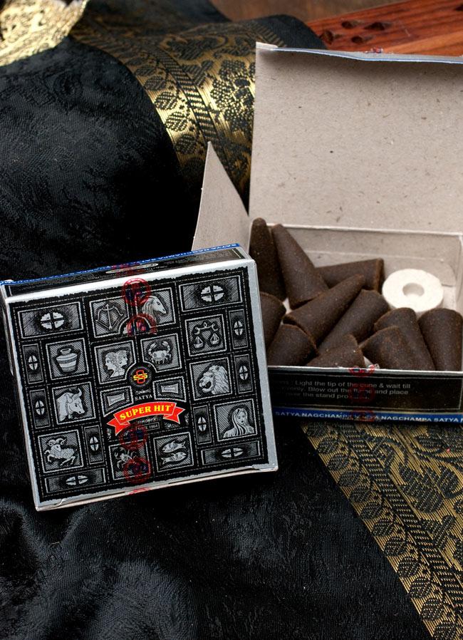 【12箱セット】Satya スーパーヒット[コーン香BOX]の写真2 - Satya スーパーヒット[コーン香BOX]の写真です