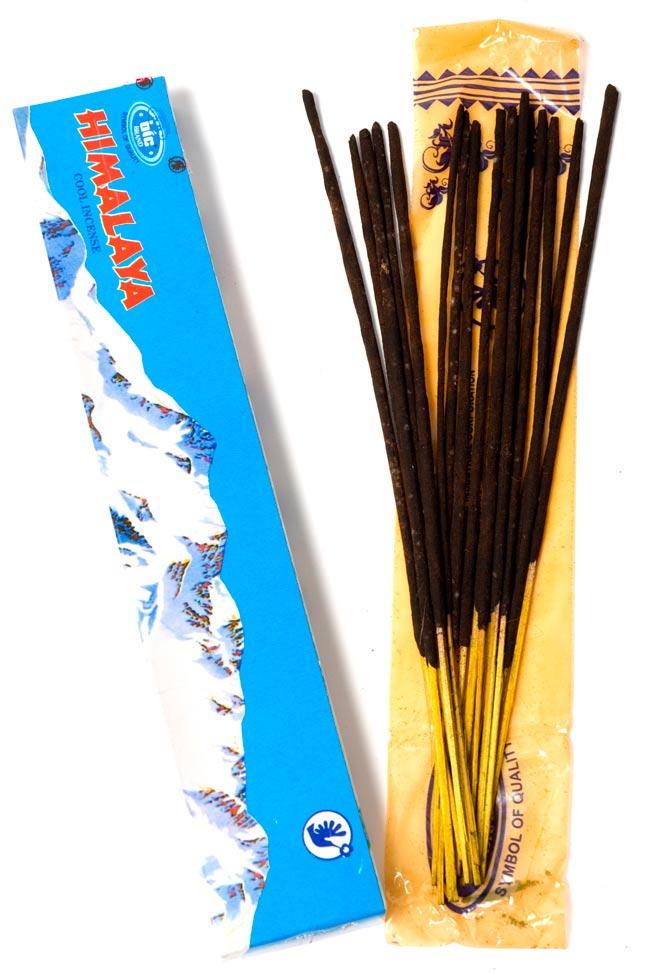 【お得!12箱セット】ヒマラヤ・クール・インセンス - Himalaya cool Incenseの写真2 - ヒマラヤ・クール・インセンス - Himalaya cool Incenseの写真です