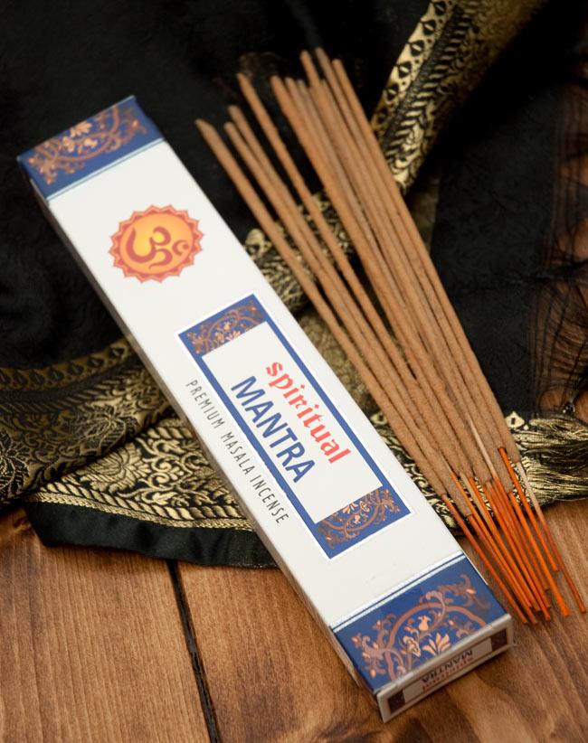【12本セット】Spiritual Mantra香の写真