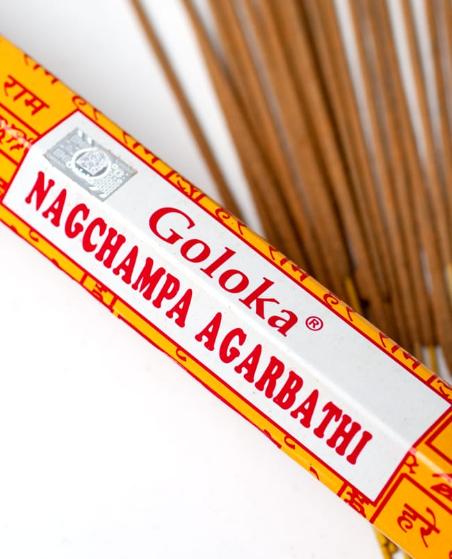 【6箱セット】Goloka Nagchampaの写真4 -