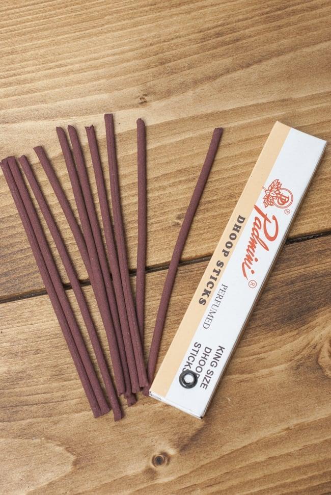 [12ケースセット]Padmini Dhoop Sticks 大の写真2 - Padmini Dhoop Sticks 大の写真です