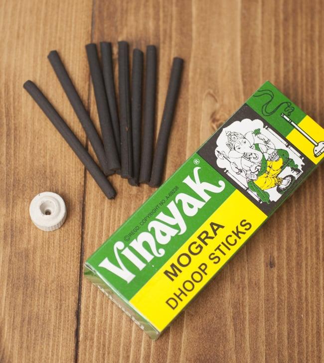 [1ダースセット]Vinayak MOGRA DHOOP STICKS[ジャスミン]の写真2 - Vinayak MOGRA DHOOP STICKS[ジャスミン]の写真です