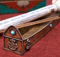 チベット香用アンティックお香立