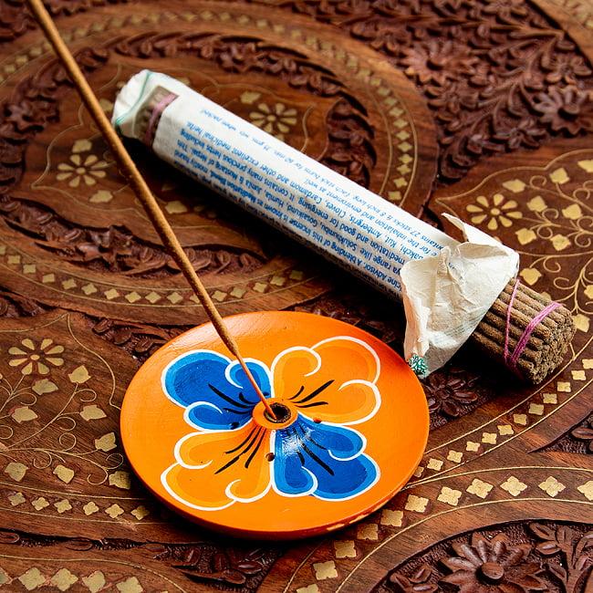 インド香&ネパール香立て【7cm】の写真