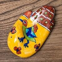ジャイプール陶器の手のひら型お