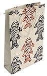 和紙エコバッグ(魚)
