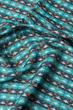 [約2メートル]ネパール伝統のダッカ織り布