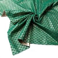 〔1m切り売り〕インドの伝統模様布 - 幅約104cmの商品写真