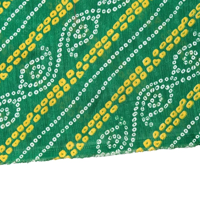 〔1m切り売り〕インドの伝統模様カラフルクロス〔幅約110cm〕 9 -