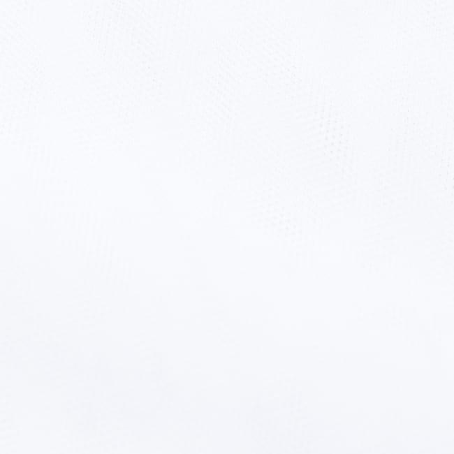 〔1m切り売り〕無地のメッシュ生地布〔幅約160cm〕 9 - 選択2:ホワイト