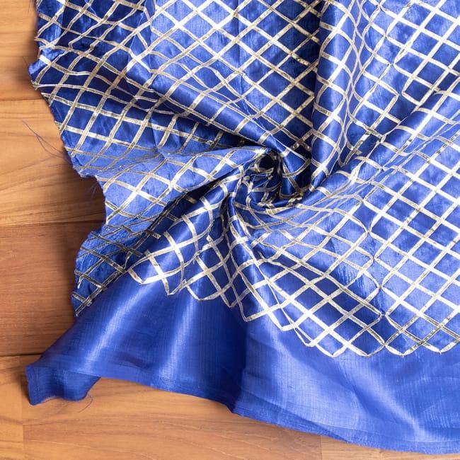 〔1m切り売り〕インドの伝統模様布〔幅約105cm〕の写真