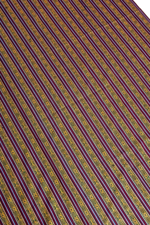 〔50cm切り売り〕ネパール織り生地-薄手 - 〔幅144cm〕の写真
