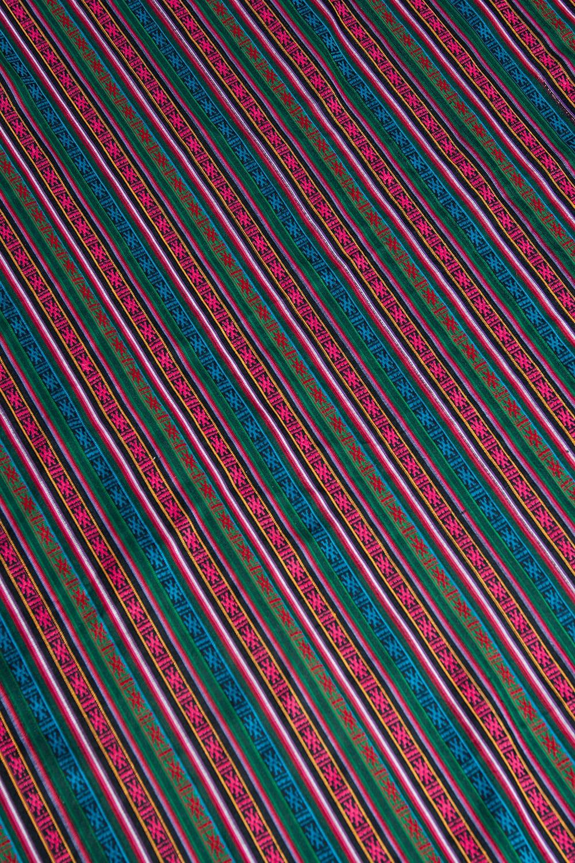 〔50cm切り売り〕ネパール織り生地-薄手 - 〔幅146cm〕の写真
