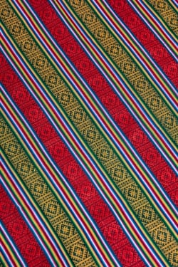 〔50cm切り売り〕ネパール織り生地-薄手 - 〔幅150cm〕