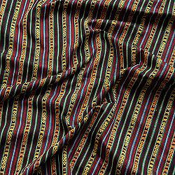 〔テーブルクロスサイズ〕ネパール織り生地のマルチクロス - 154cm x 200cmの商品写真
