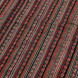 〔テーブルクロスサイズ〕ネパール織り生地のマルチクロス - 140cm x 200cm