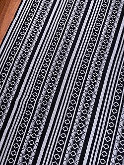 〔50cm切り売り〕ネパール伝統のコットン織り生地 厚手〔幅151cm〕151