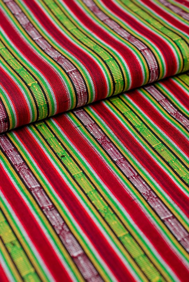 〔50cm切り売り〕ネパール織り生地-薄手〔幅155cm〕の写真