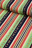 〔50cm切り売り〕ネパール織り生地-中厚手〔幅120cm強〕