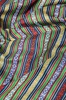 〔50cm切り売り〕ネパール伝統のコットン織り生地 薄手〔幅150cm〕