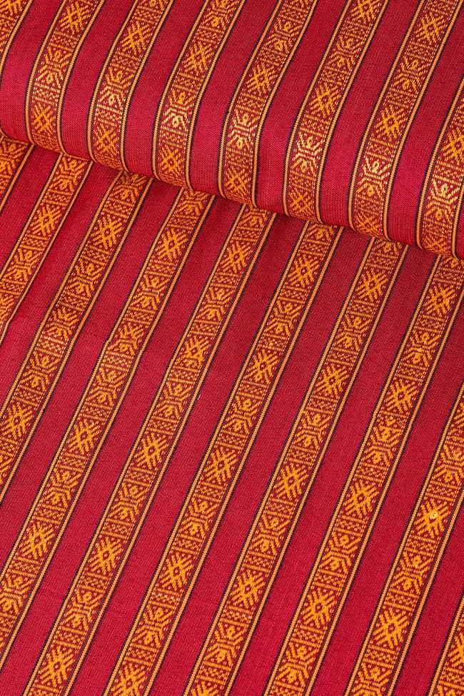 〔50cm切り売り〕ネパール織り生地-薄手〔幅150cm〕の写真